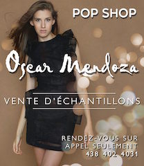 Vente d 39 chantillons oscar mendoza for Meuble aubaines mascouche