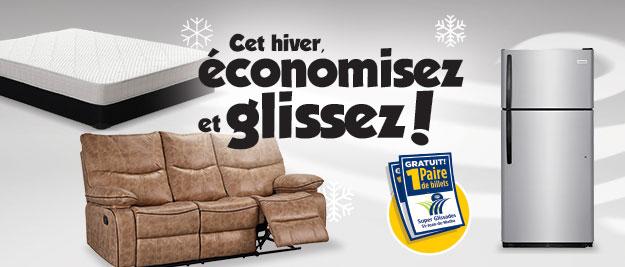 Economax, des meubles à prix d'entrepôt
