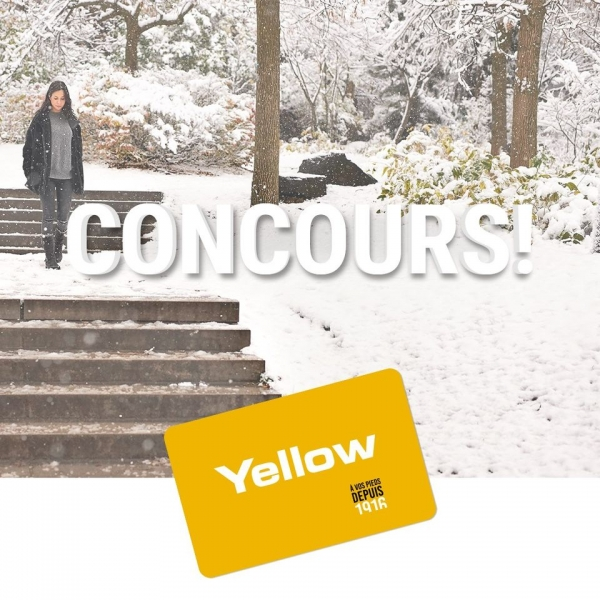 Chaussures-yellow-concours