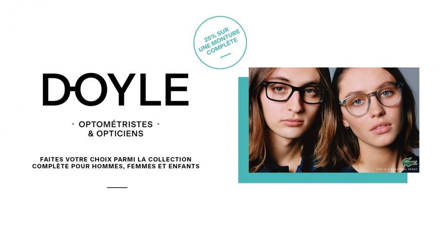 Doyle-optometristes-opticiens-lacoste-2019
