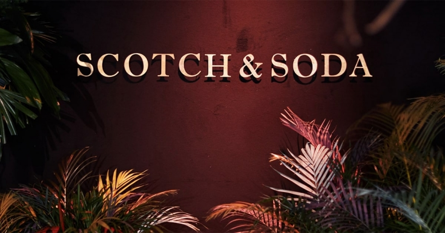Scotch-soda